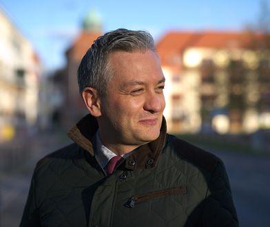 Robert Biedroń każe nam czekać kilka tygodni na decyzję dotyczącą jego ponownego kandydowania na prezydenta Słupska