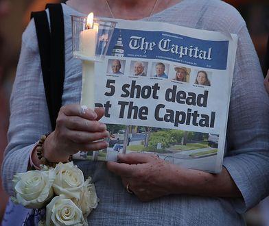 """Zabił pięć osób w redakcji. Wcześniej wysłał list. """"Chcę, żeby wszyscy zginęli"""""""