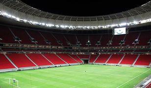 Brazylia - ekologiczny stadion w Brasilii