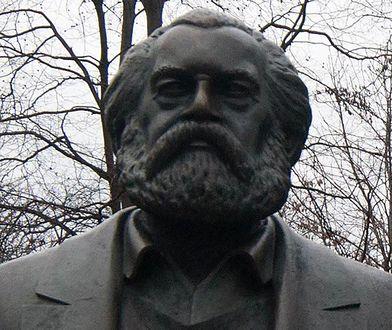 Pomnik Karola Marksa w Berlinie