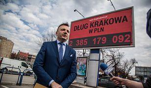 """Łukasz Gibała startuje pod hasłem: Trzecia droga, Kraków dla mieszkańców"""""""