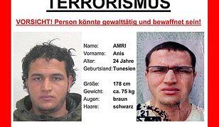 Zamach w Berlinie. Trwają poszukiwania Anisa Amri. Niemiecka policja prosi Polaków o pomoc