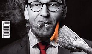 """Okładki tygodników. Newsweek o """"banksterze Morawieckim"""", a Karnowski o oszukanych wyborcach Biedronia"""