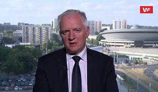 Europosłowie z PiS nie wstali w PE. Jarosław Gowin: powinni