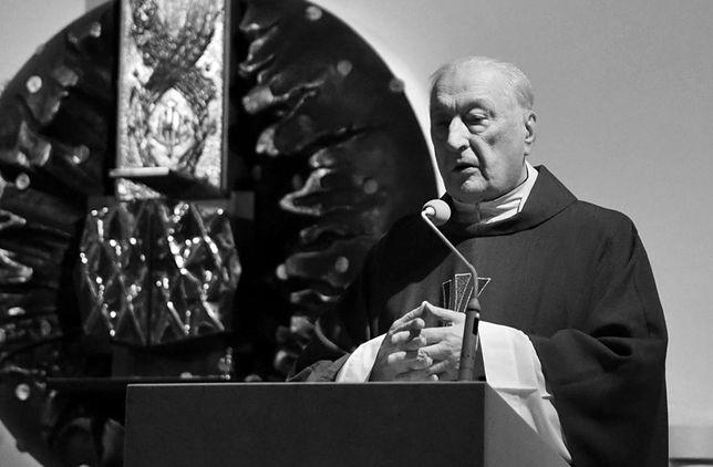 Egzorcysta ks. Andrzej Kowalczyk nie żyje. Zmarł w dniu 81. urodzin (fot. Parafia Matki Bożej Fatimskiej w Gdańsku)