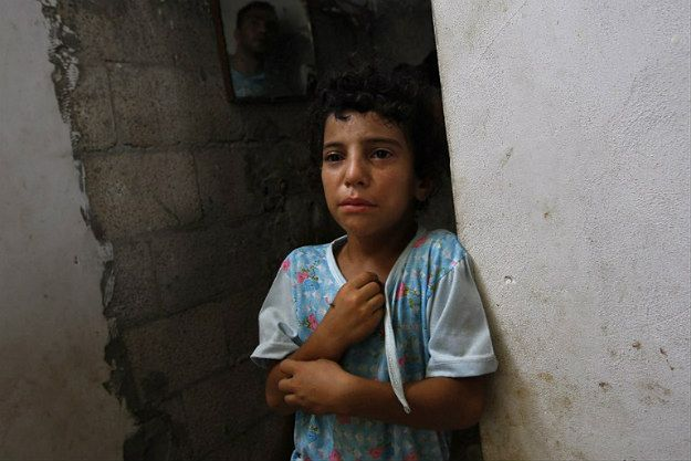 UNICEF: 28 mln dzieci uciekło przed wojnami