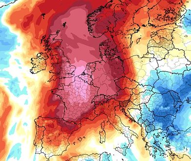 Pogoda. Ekstremalna fala upałów po raz kolejny nawiedziła Europę