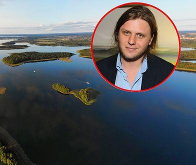 Piotr Woźniak-Starak zaginął na jeziorze Kisajno? Poszukiwania przerwane