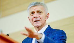 Wybory prezydenckie 2020. Marek Belka będzie doradzał Robertowi Biedroniowi