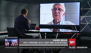 """Najnowszy sondaż prezydencki WP. Marek Belka mówi o """"decydujących"""" kandydatach. Nie chodzi o Andrzeja Dudę"""