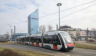 Nowy tramwaj na ulicach Krakowa
