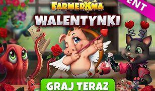 Walentynki w FARMERAMA