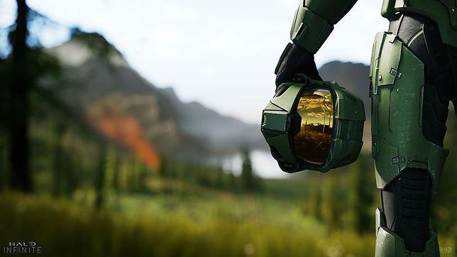 Halo Infinitie to pierwsza gra ogłoszona na nowego Xboxa