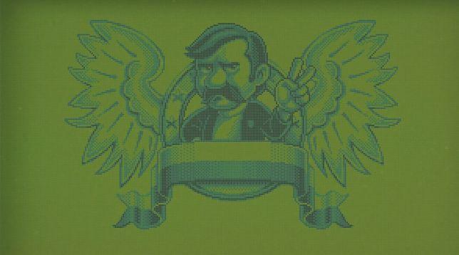Lech Wałęsa jak Mario. Takiego nowoczesnego bohatera nikt jednak nie chce