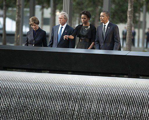 Ameryka opłakuje ofiary 11 września - zobacz zdjęcia