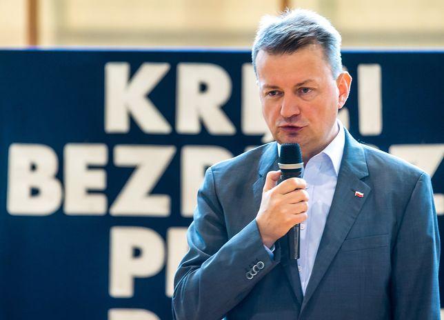 """Według Mariusz Błaszczak w artykule w """"Polityce"""" zawarto """"bezpodstawne teorie"""""""