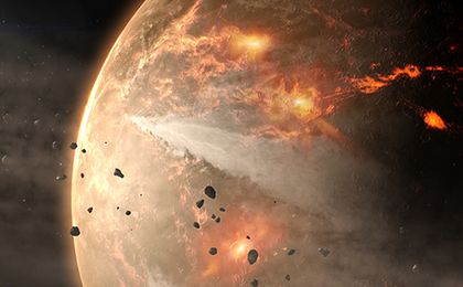 Asteroida, która przeleciała koło Ziemi jest warta 5 bilionów dolarów. To prawdziwa kopalnia rzadkich metali