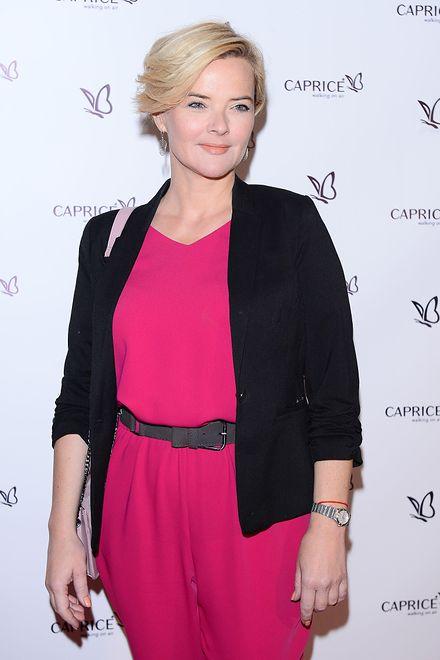 Monika Zamachowska mówi, że jest szczęśliwa w obecnym związku z aktorem Zbigniewem Zamachowskim