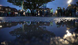 Ponad 1200 podtopień w województwie mazowieckim po poniedziałkowych burzach