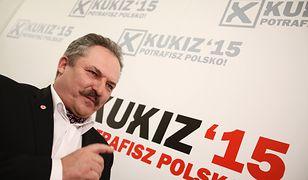 O tym, że Jakubiak może zostać kandydatem na prezydenta Warszawy, mówiło się od kilku dni