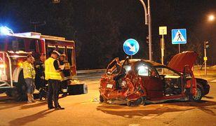 Najniebezpieczniejsze skrzyżowania w Warszawie