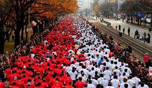 Święto Niepodległości na ulicach Warszawy (UTRUDNIENIA)