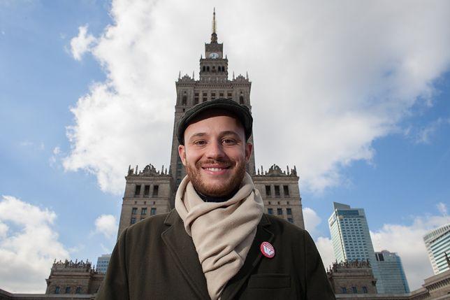 10.2018 Warszawa. Konferencja prasowa Jana Śpiewaka
