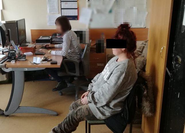 Warszawa. Policjanci z Bielan zatrzymali 33-letnią kobietę