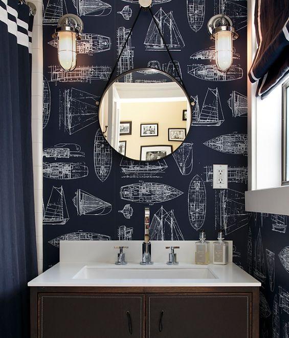 Lustro w łazience - w pełnym blasku