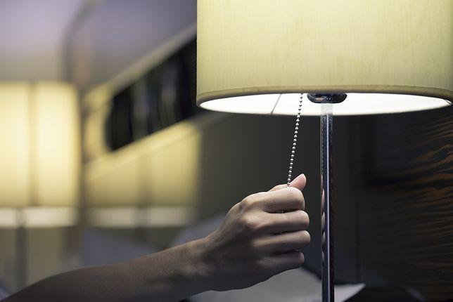 Oprócz klasycznych form, lampki mogą dziś przybierać przeróżne kształty