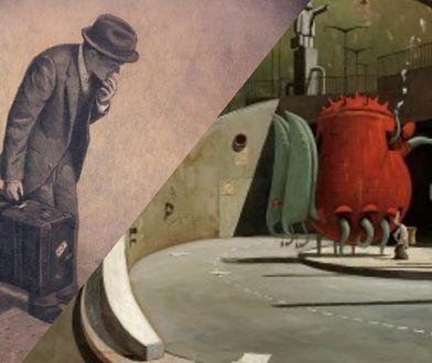 Przybysz i Zguba – recenzje albumów wydawnictwa Kultura Gniewu