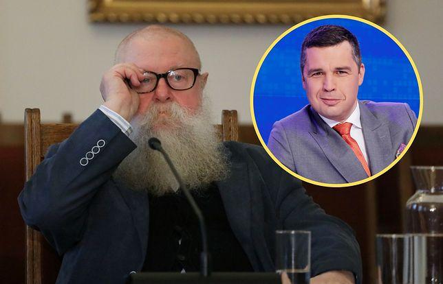 Prof. Bralczyk odniósł się do wyśmianych przez Rachonia zaimków