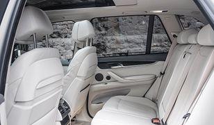 BMW X5 / fot. Mariusz Zmysłowski