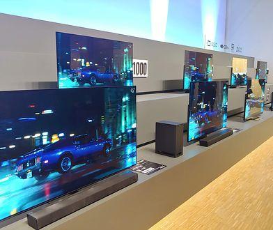 Panasonic prezentuje nowe telewizory na Electronics Show