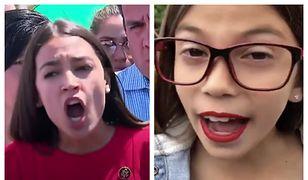 8-latka parodiowała kongresmenkę