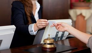 Goście hotelowi potrafią zaskoczyć obsługę - także negatywnie