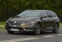 Renault Talisman Grandtour 1.6 TCe: krok w przyszłość