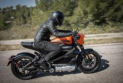 LiveWire będzie elektryczną podmarką Harleya. W planach kolejne modele