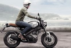 Yamaha XSR 125 dla Europy? Fani retro się ucieszą