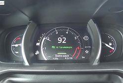 Renault Talisman 1.6 Energy TCe 200 KM (AT) - pomiar zużycia paliwa