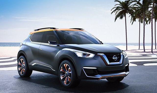 Nissan Kicks. Nowy model crossovera