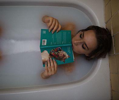 Ciepła kąpiel antidotum na depresję i jesienną chandrę