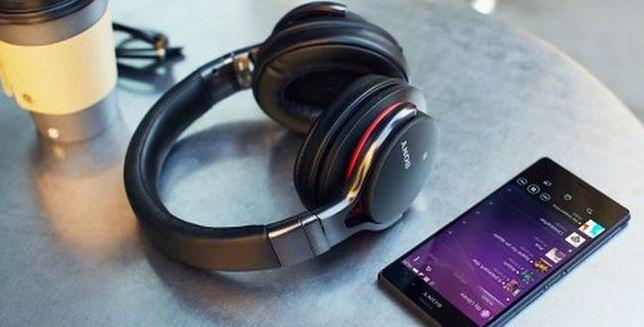 Cztery nowe modele słuchawek Sony z łączem Bluetooth