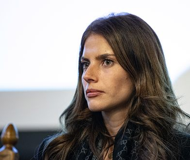 Weronika Rosati na Kongresie Kobiet