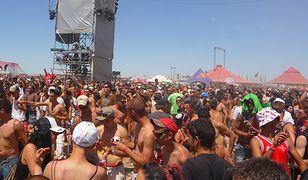 Seks na festiwalu. Tinder, darmowe gumki i namioty, które tak łatwo pomylić