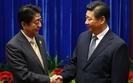 Stosunki Chiny-Japonia. Samospalenie w proteście przeciw polityce obronności