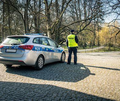 Koronawirus w komendzie policji w Rawiczu. Mnóstwo zakażeń