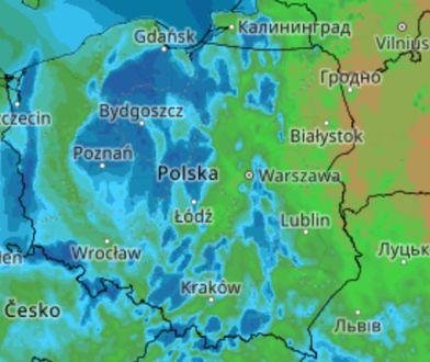 Gdzie w nocy przejdą burze? IMGW podało prognozę