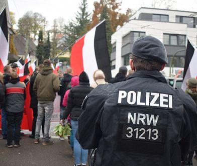 Niemcy. Policja nie może znaleźć 475 neonazistów
