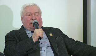 Lech Wałęsa pisze do żony Kiszczaka